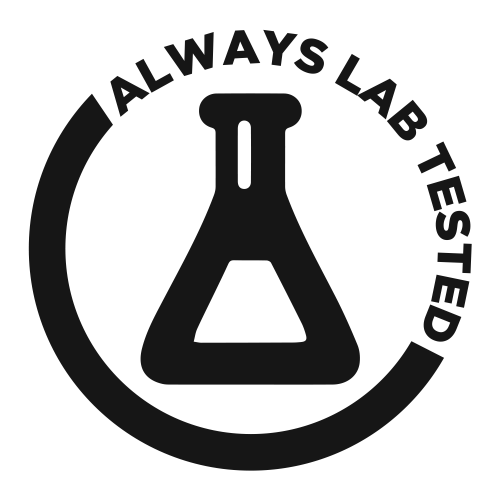 Always Lab Tested Symbol
