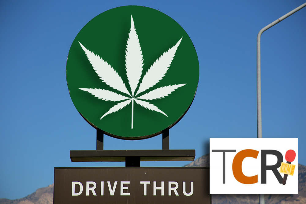 The Cannabis Report brings you the latest industry buzz every week. mariijuana drive thru 24 hour