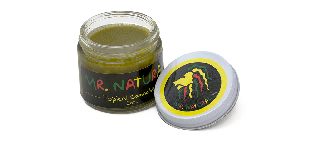 Capitol Compliance Management blog - Cannabis topicals mr natural regular extra strength pain relief medical marijuana weed salve lotion